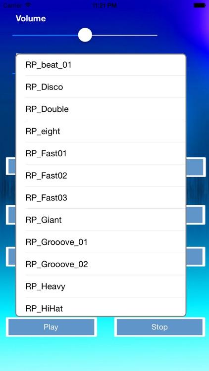 Music Sampler Drums Pro screenshot-3