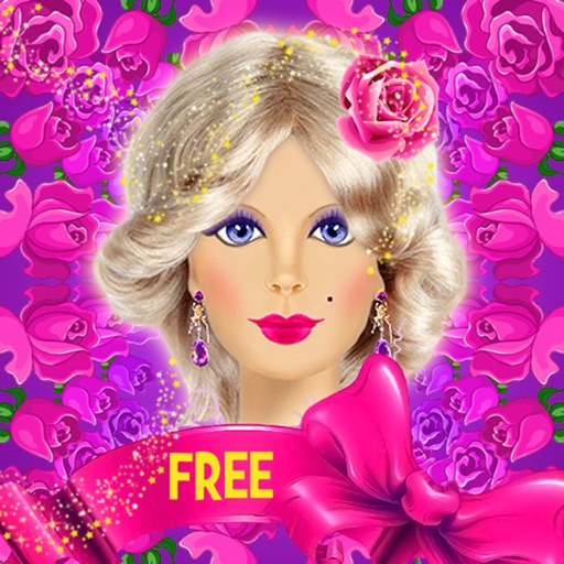 Makeup, Hairstyle & Dressing Up Fashion Princess Free