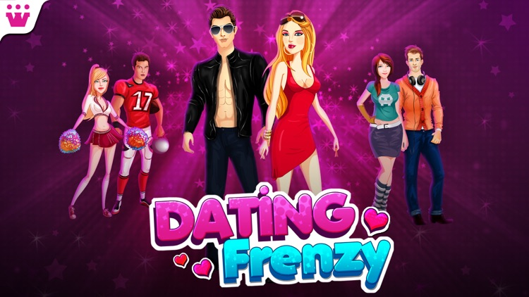 Dating Frenzy screenshot-0