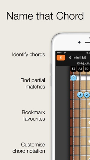 Reverse Chord Finder Pro Inverse Chord Dictionary For Songwriters