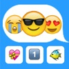 Extra Emoticons & New Emoji Keyboard - Animated Icons Art, Gif Stickers