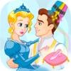 油漆公主灰姑娘 - 女孩着色游戏