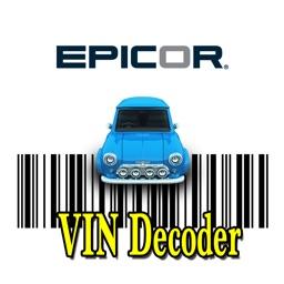 Epicor Vin Decoder
