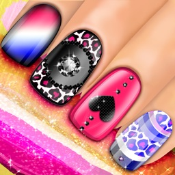 Spa Manicure Nail Salon: Game for girls to become a manicurist and do nails