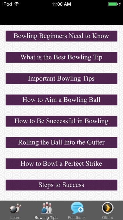 Bowling Tips For Beginners - Steps to Success screenshot-3