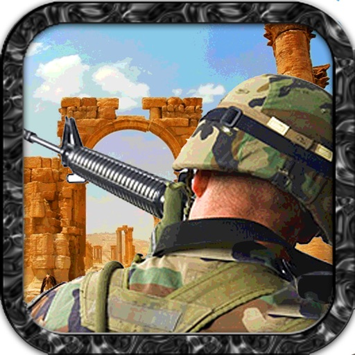 Army Gun Battle - Desert War Free iOS App