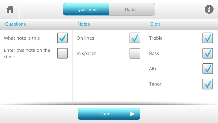 Musition Advanced Note Reading screenshot-4