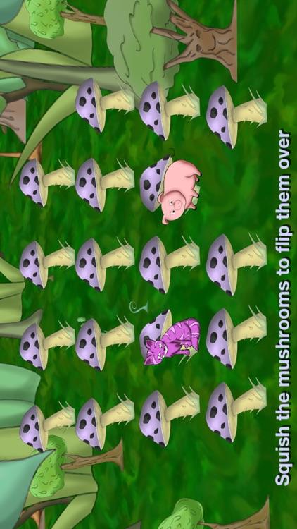 Miniville's Alice in Wonderland Match Game screenshot-4