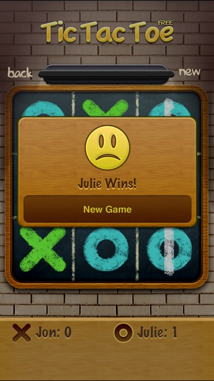 Tic Tac Toe Free screenshot-4