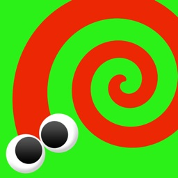 Touch and Born! Moving paint for iPad - Free educational application for kids
