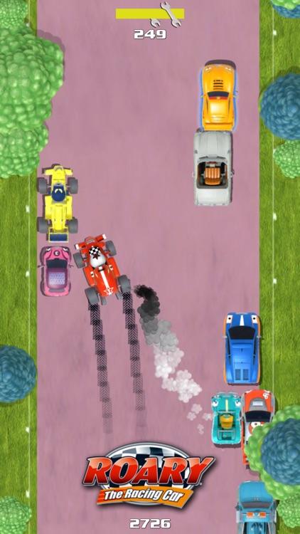 Roary The Racing Car - Rollin' Road screenshot-4