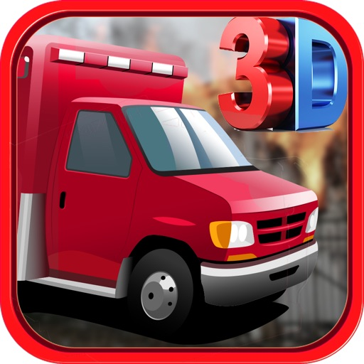3D Rescue 911 Simulator