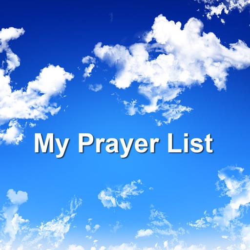 My Prayer List