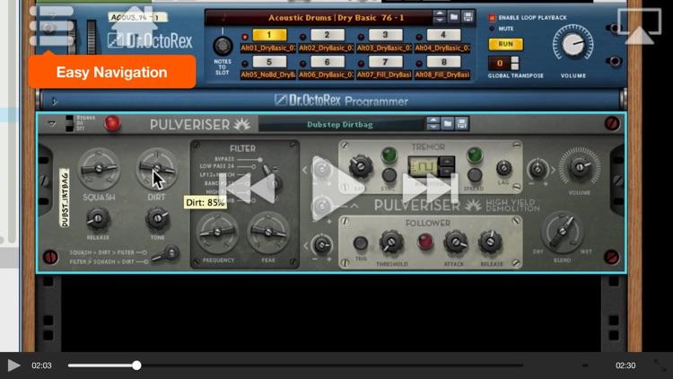 Mixing and FX Basics For Reason 8 screenshot-3