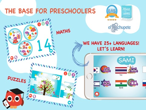 Screenshot #1 for Sami Apps - Kids Education Apps