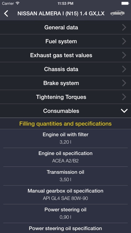 TechApp for Nissan screenshot-4