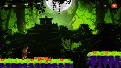 Jungle Kid Adventure Run - Dark Fantasy screenshot four