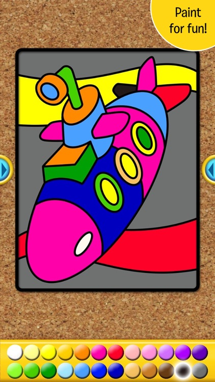 I Like to Paint Letters, Numbers, and Shapes screenshot-4