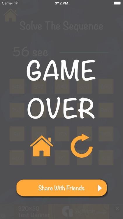 The Number Game screenshot-3