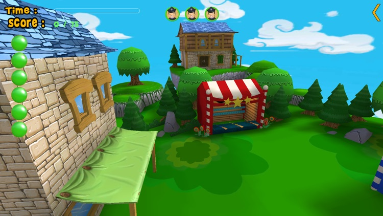 funny farm animals for kids - free game