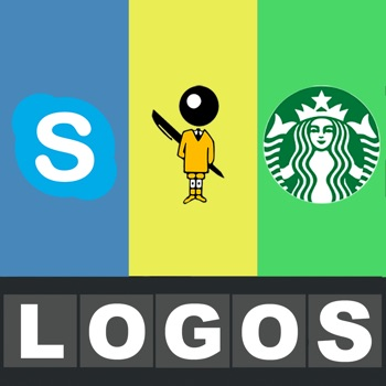 Logos Quiz - Denk dat de meest bekende merken!