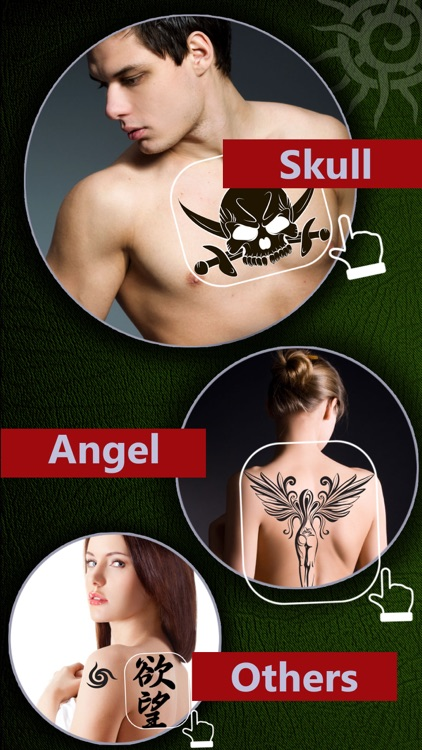 Tattoo Yourself - Beautiful Tattoos Designs For Men & Women Body Art,Free