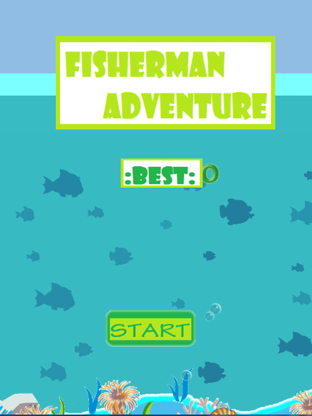 Best Fisherman Adventure Game, game for IOS