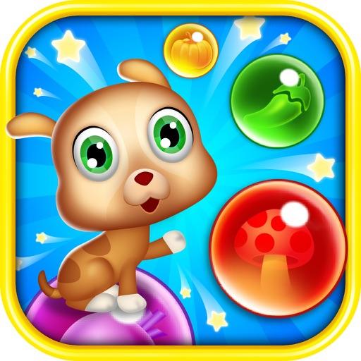 планета шарики головоломка игра 2015: три в ряд