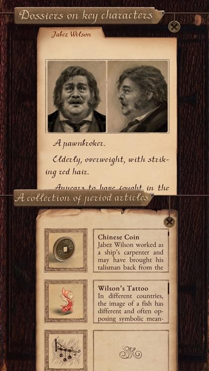 SHERLOCK: Interactive Adventure screenshot-4