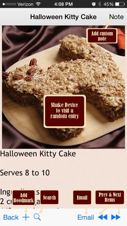 380 Cake Mega Recipes screenshot-4