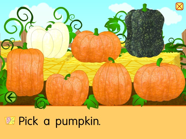 starfall pumpkin on the app store