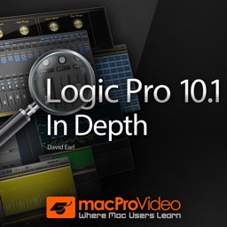Course For Logic Pro X 10.1 In-Depth
