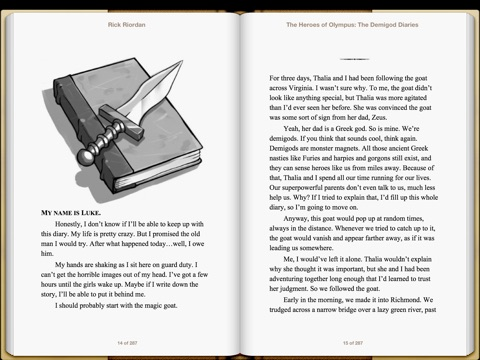 The Heroes of Olympus: The Demigod Diaries by Rick Riordan on Apple Books