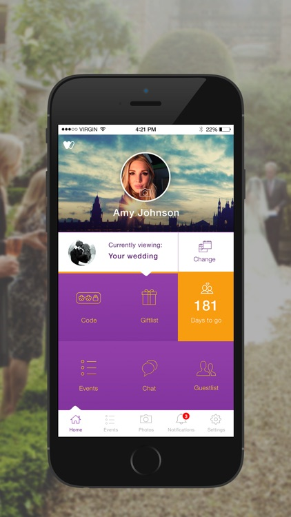 WedMate – The Ultimate Social Wedding Planner List App