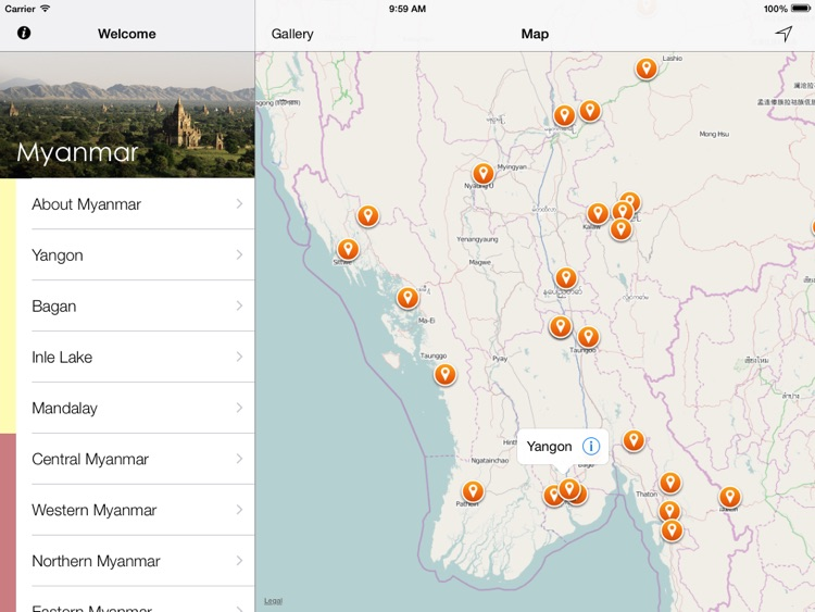 Myanmar Travel Guide HD