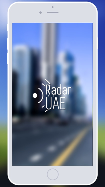 رادار الإمارات - Radar UAE: Speedcam Detector screenshot-3