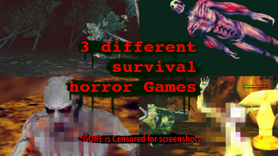 Jumpscare - 3 Free Horror Games