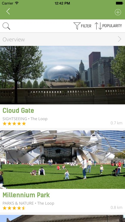 Chicago Travel Guide (with Offline Maps) - mTrip screenshot-3