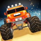 Monster Truck 3D ATV OffRoad Driving Crash Racing Sim Game icon