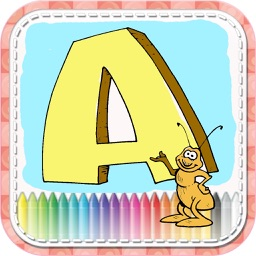 ! ABC Draw Color For Kid - step imagination by your