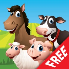 Activities of Farm Animal Match Up Game Free