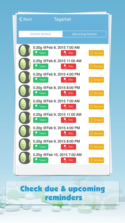 Pill Monitor Pro - Medication Reminders and Logs screenshot-4