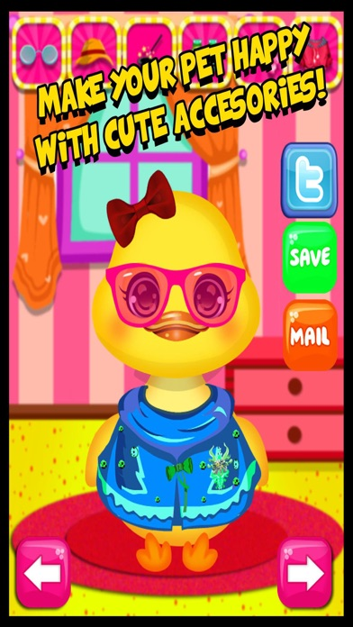 My Cute Pet Animal Fashion Salon & Spa - Free Makeover Games For Kids screenshot two