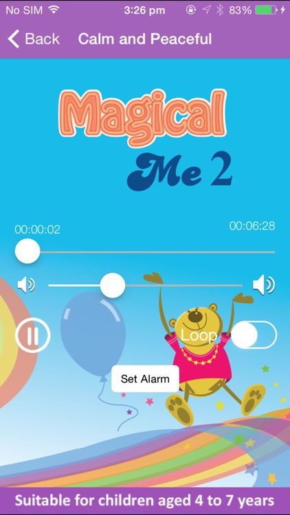 Magical Me 2 - Children's Meditation App by Heather Bestel