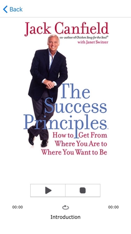 Success Principles by Jack Canfield, author of Chicken Soup Audiobook Success Program