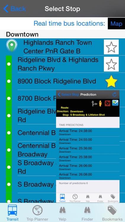 Denver RTD and Trip Planner Pro