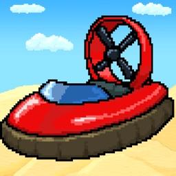Hovercraft Exploration - Float Around Freely