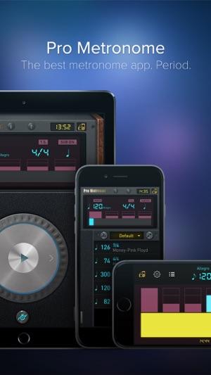 Pro Metronome - Tempo,Beat,Subdivision,Polyrhythm on the App Store