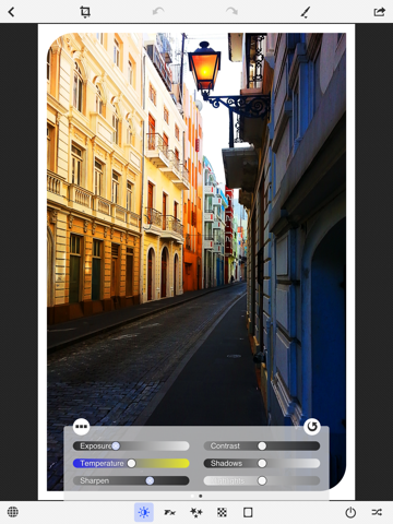 PhotoToaster - Photo Editor, Filters, Effects and Borders for Instagram and Facebook Pictures screenshot