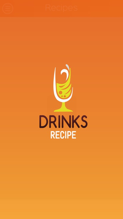Drinks and cocktails recipes
